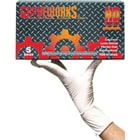 GloveWorks HD Latex Gloves Industrial Grade: Large, Powder-Free, Textured