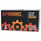 GloveWorks Nitrile gloves: XX-LARGE, powder-free, textured, beaded cuff