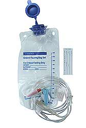 AMSure Enternal Feeding Delivery Set: Gravity Set