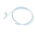 AMSure 14 Fr. Coiled Suction Catheter, The uniquely designed two-eyed whistle
