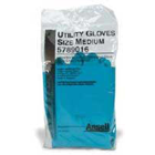 Ansell Latex/Nitrile Blend, Reusable, Blue, Flock-lined Utility