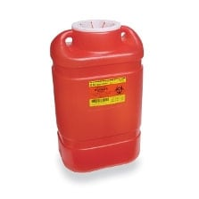 BD Sharps Collector X-Large 19.7 Qt. (5 Gal.) Lar