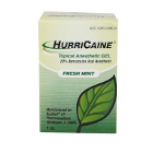 HurriCaine Fresh Mint Topical Anesthetic Gel (Benzocaine 20%), 1 oz. Jar