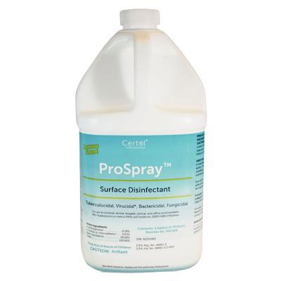 ProSpray Disinfectant / Cleaner, 1 Gallon. Kills