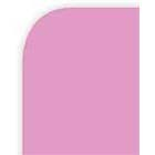 "Crosstex 8.5"" x 12.25"" Ritter B - DUSTY ROSE Heavyweight Paper Tray Cover"