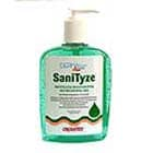 SaniTyze 18 oz. Waterless Moisturizing Antimicrobial Gel, 61% Ethyl Alcohol