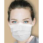 Ultra Sensitive FogFree Ultra Sensitive Earloop Face Mask - White Fluid Resistant Outer Layer
