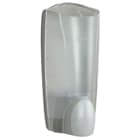Dial Ice Translucent Dispenser for 1 Liter Liquid Soap