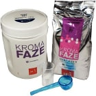 KromaFaze Alginate FAST Set 1 lb. Dust Free, Color Changing, Mint Scent. 1 lb Canister with one