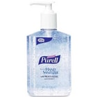 Purell Instant Hand Sanitizer, no water or towels needed, contains 62% Ethyl