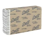 "Scott 9.2"" x 9.4"" Multi-Fold Towels, White, Case of 4000 Towels"