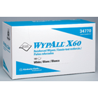 "WypAll X60 Teri Wipers, 23"" x 11"", Towels are strong enough to wipe off"