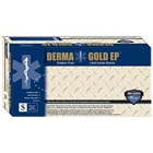 Dermagold EP EMS Latex glove: Non-Sterile, Powder-Free, Textured, box of 50