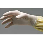 DermAssist Latex glove: Sterile LARGE Powder-Free, Textured. Box of 100 gloves