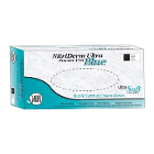 NitriDerm Ultra Blue Nitrile Exam gloves: Medium, Non-Sterile, Powder-Free