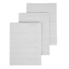 "Dry-Back Plus Medicom White plain rectangle (13"" x 18"") 3 ply Paper/1 ply Poly"