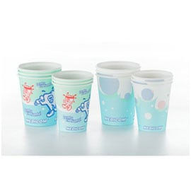 Medicom Healthy Teeth 5 oz. Poly Coated Paper Cup