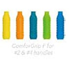 ComforGrip GREEN Silicone Instruments Grips - F Grip for #2 and #4 handles