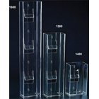 "Plasdent Clear Acrylic Vertical Glove Box Holder/Dispenser, 5-3/4"" W x 10"" H x"