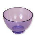 Spectrum Flowbowl Mixing Bowls, Amethyst Purple, Large Capacity 600 cc