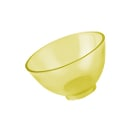 Spectrum Flowbowl Mixing Bowls, Citrine Yellow, Large Capacity 600 cc