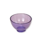 Spectrum Flowbowl Mixing Bowls, Amethyst Purple, Capacity 350 cc