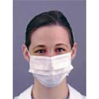 Com-Fit Super Sensitive ComFit Super Sensitive Mask - White, Ear-Loop with 99% PFE at 0.1 micron
