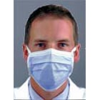 Com-Fit ComFit Super High Filtration Fluid Resistant Mask, Blue Ear-Loop