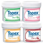 Topex Topical Gel (Benzocaine 20%), Cherry, 100 gram jar