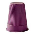 Tidi Lavender 5 oz. Plastic Cups, Case of 1000
