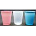 Tidi White 5 oz. Plastic Cups, Case of 1000