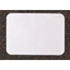 "Tidi 11"" x 17-1/4"" Weber ""C"" - White Heavyweight Paper Tray Cover"