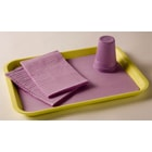"Tidi 8.5"" x 12.25"" Ritter ""B"" - Lavender Heavyweight Paper Tray Cover, Box"