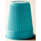 Tidi Blue 3.5 oz. Plastic Cups, Case of 1000