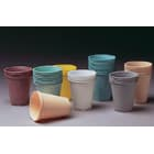 Tidi White 3.5 oz. Plastic Cups, Case of 1000