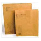 "Tidi X-Ray Kraft Storage/Mailing Envelopes, 14-1/2"" x 17-1/2"""