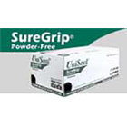 UniSeal SureGrip Latex Glove: X-Large, Powder-free, Textured Sure-Grip 1000/Cs. Non-Sterile