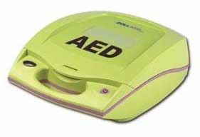AED Plus Defibrillator The AED Plus is the first
